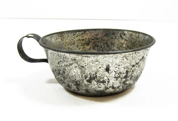"Civil War Tin ""Mix Style"" Cup"