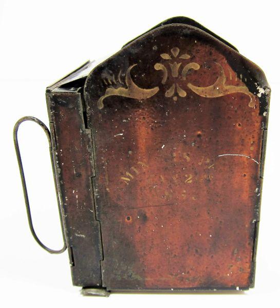 Civil War Era Minor's Patent Lantern