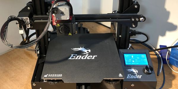 Creality Ender 3 Pro Direct Drive