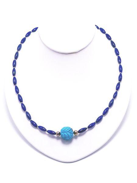 Lapis Lazuli-Turquoise