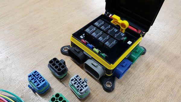 RaceWire MVEC Relay Module's