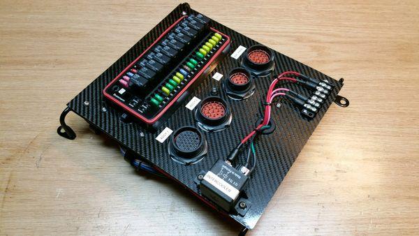 EFI Custom Control Panel System - 1 Stage NOS Progressive
