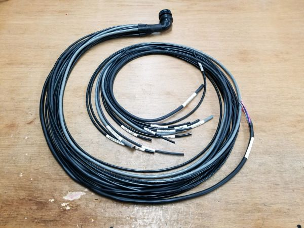 Universal Mil-Spec Harness - Holley/MS3/BS3/FAST/Fueltech/Haltech on