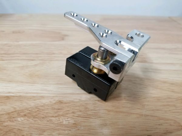 RaceWire Solutions Billet WOT Switch