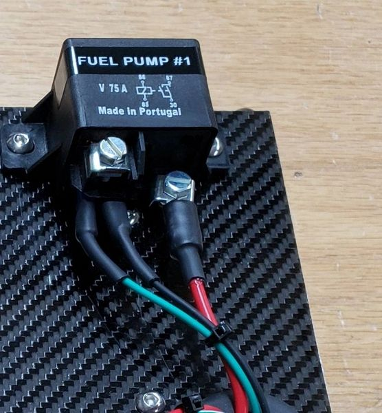 Universal 75 AMP Fuel Pump Relay Kit