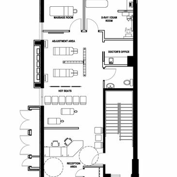 Chirodesign Group Space Planning Digital X Ray