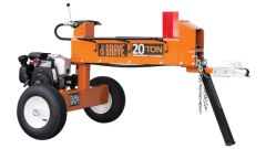 Brave 2 way log splitter with SHIPPING INCLUDED to freight terminal