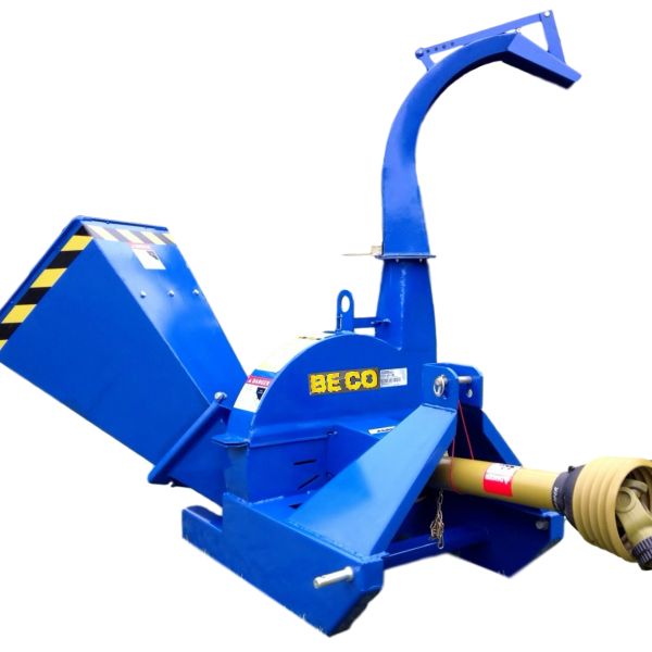 "4"" PTO Wood Chipper with SHIPPING INCLUDED to freight terminal"