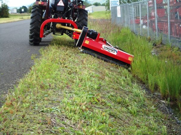 "48"" - 64"" Boom mounted (ditch / bank) flail mower with SHIPPING INCLUDED to freight terminal"