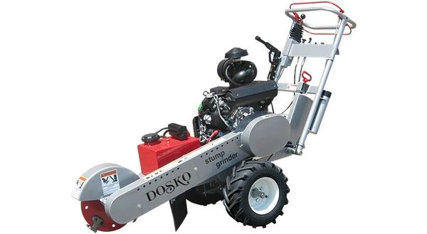Dosko 691SP-20HE Self Propelled Hydro-static Stump Grinder with SHIPPING INCLUDED to freight terminal