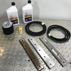 "Maintenance kit for Ducar 4"" chipper"