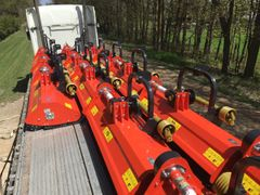 Pre-order a new flail mower for Spring 2020 delivery