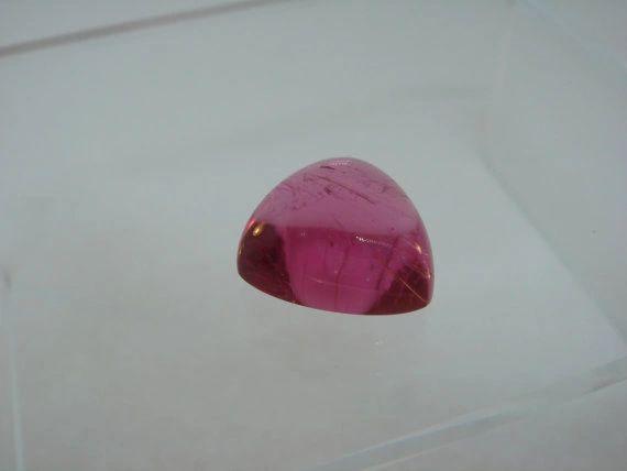 Pink Tourmaline Cabochon