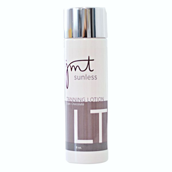 Light Chocolate Tanning Lotion - Signature or Violet Line (8 oz)