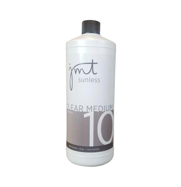 JMT Medium CLEAR Solution 10% (32oz)