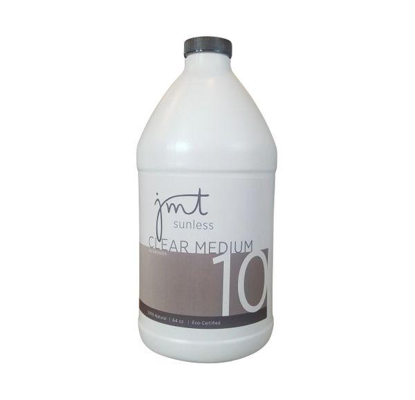 JMT Medium CLEAR Solution (64oz)