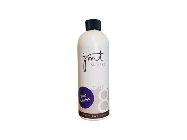 Violet Solution: Light 8% (32oz)