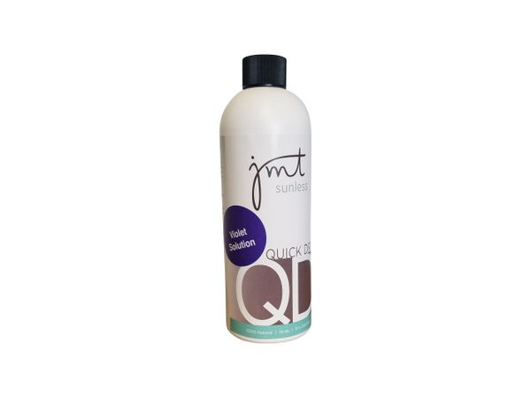 Quick Dry Solution - Violet Line (32oz)