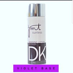 Dark Chocolate Violet Base Tanning Lotion/Tan Extender