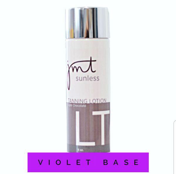 Light Chocolate Tanning Lotion - Violet Line (8oz)
