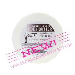 ** NEW ** Whipped Shimmer Body Butter