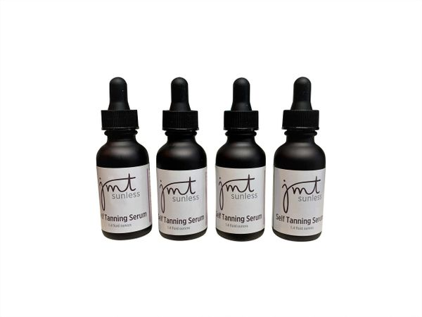 Self Tanning Serum | pack of 4