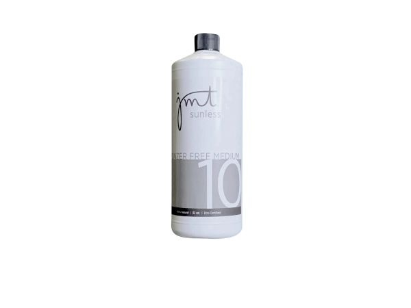 Medium 10 Solution - Bronzer Free Line (32oz)
