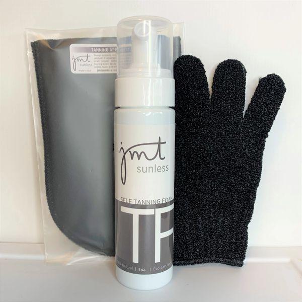 Complete Tanning Foam Kit