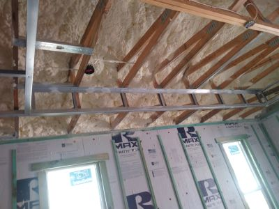 Open Cell Polyurethane foam insulation