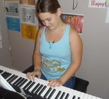 Teen Piano Lessons, Ages 12-18