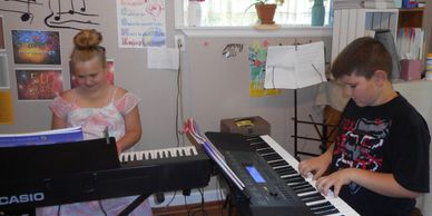 Music with A Buddy. Friends, Spouses, Siblings, Parent and Child