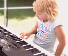 Preschool Piano, Ages 4-5