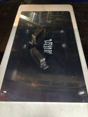 """Rear Skid Plate 1/4"""" Aluminium"""