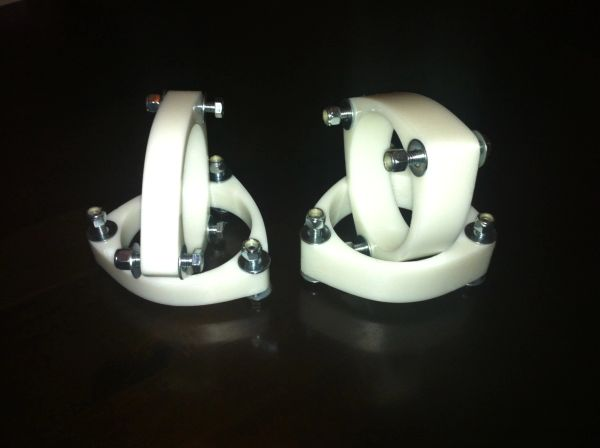Front Spacers (R50) (Sold in pairs)