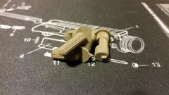 AR15 MILSPEC STANDARD SAFETY SELECTOR CERAKOTED FDE, OD, Stealth Grey, etc