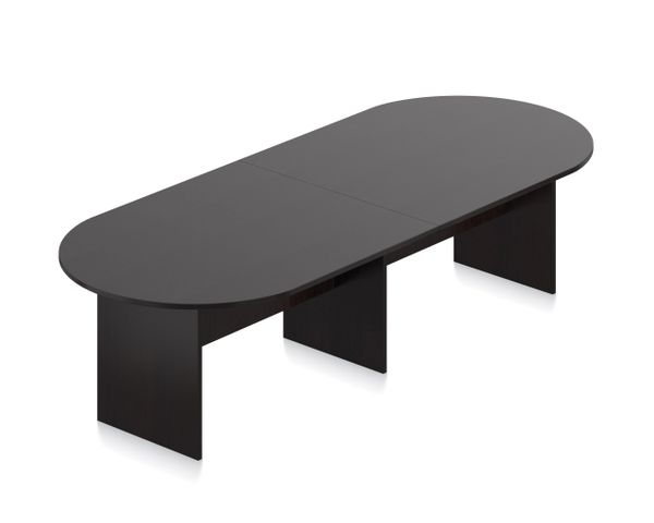 Laminate 10' Racetrack Conference Table - OTG