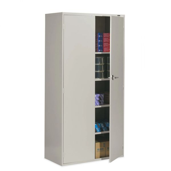 Global 9336-S72L Tall Storage Cabinet W36 x D18 x H72 IN