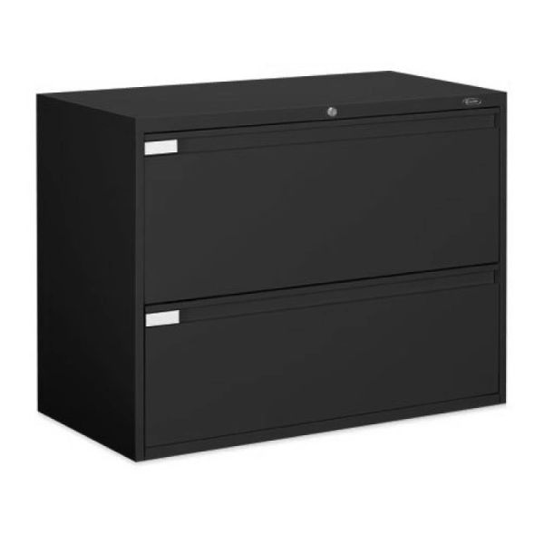 "Global 9342P Series 2 Drawer Lateral File 42"" Wide"
