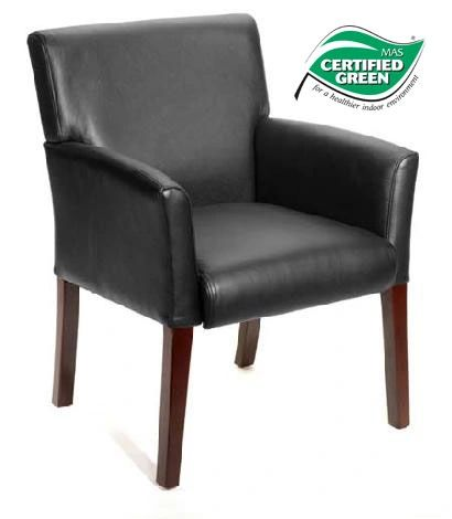 Boss Chair - Executive Box Arm Guest Chair B619 / B639 / B659
