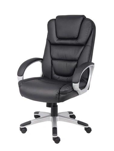 Boss Chair - Black LeatherPlus High Back Executive Chair B8601 / B8601-BB