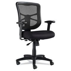 Alera Elusion EL42BME10B Mesh Tilter Chair With Arms