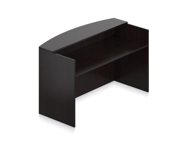 Reception Desk Shell - AOF K5169