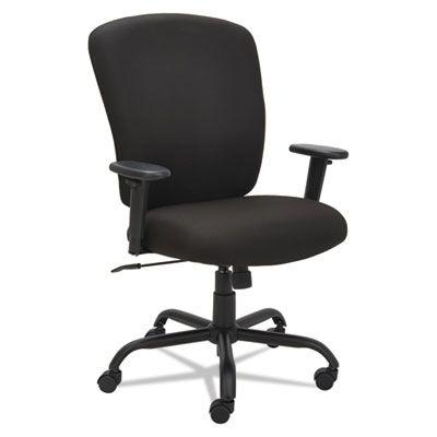 Mota Series Big And Tall Chair, Black