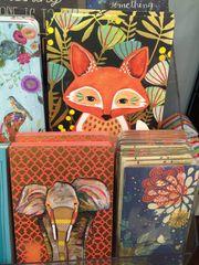 Orange Circle Journals