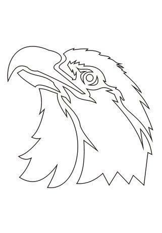 22-743 Eagle Head