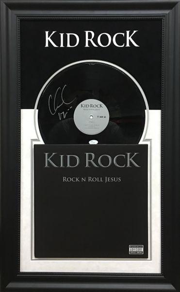Kid Rock Signed Vinyl Album SOLD!