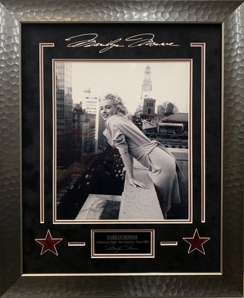 Marilyn Monroe on Ambassador Hotel