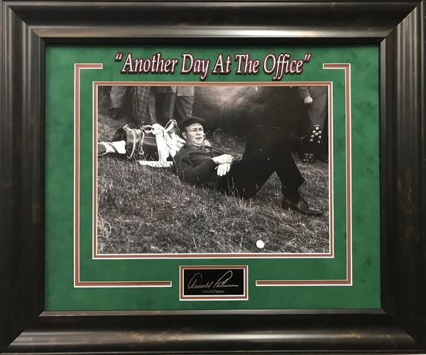 "Arnold Palmer ""Another Day At The Office"""