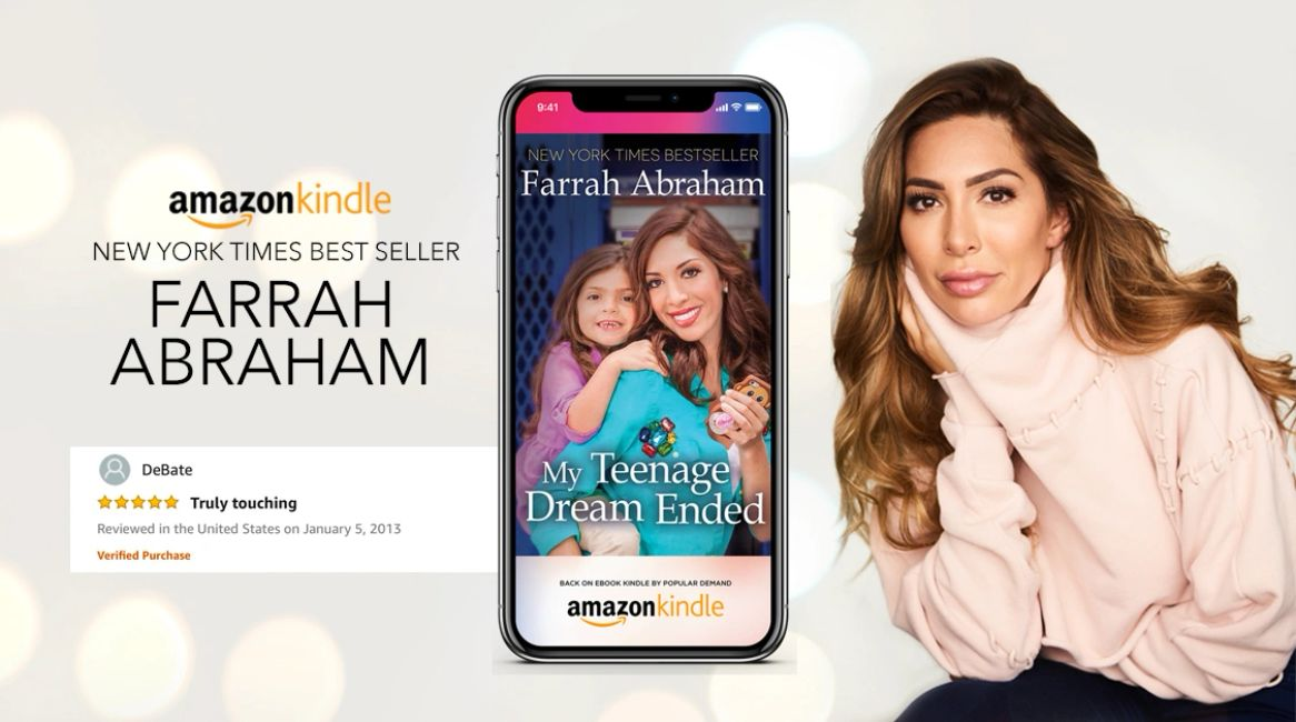 farrah Abraham Amazon Kindle Book