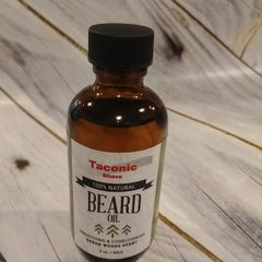 Taconic Urban Woods Beard Oil